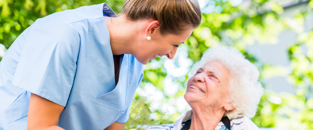 Our caregiving services are personalized to your loved one's needs.